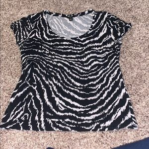 Ann Taylor short sleeve shirt